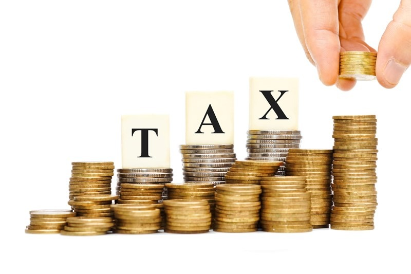 Tax when you sell an asset